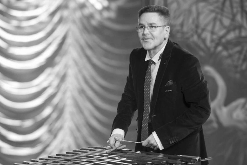 Xylophon-Legende Bernd Warkus (†69) starb in den Armen seines Mannes