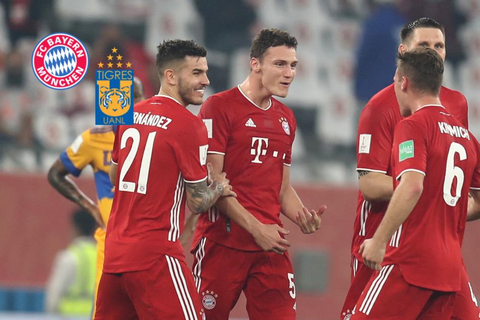 Titel-Traum perfekt! FC Bayern gewinnt knapp gegen Tigres im Klub-WM-Finale
