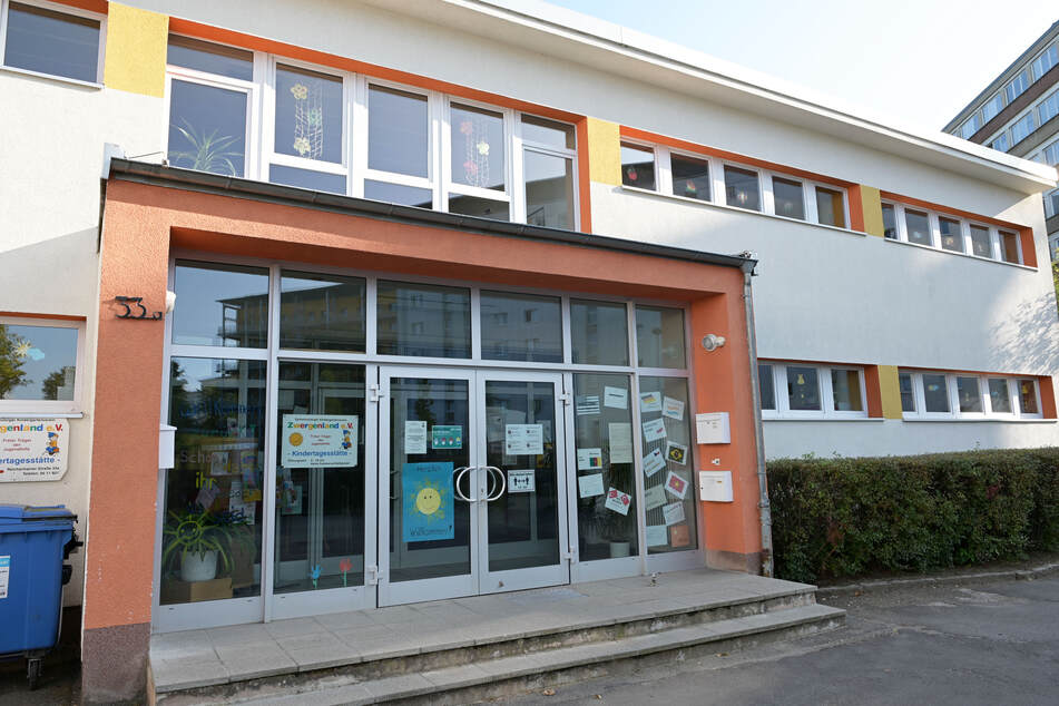 """Corona-Fall in der Kita: Das """"Zwergenland"""" bleibt ab Montag geschlossen."""