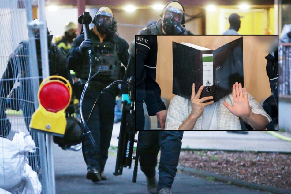 Gift für 13.500 Tote: So lange muss der Kölner Rizin-Bombenbauer in Haft
