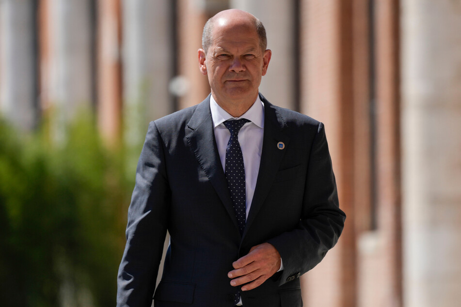 Die Verbreitung dieser Nachricht dürfte Finanzminister Olaf Scholz (63, SPD) mehr als genossen haben.