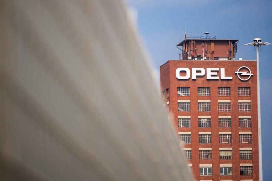 Insgesamt sind im Opel-Stammwerk in Rüsselsheim noch rund 10.000 Menschen beschäftigt.
