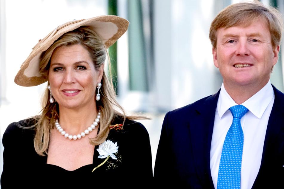 Berlin: Niederländisches Königspaar besucht Berlin!
