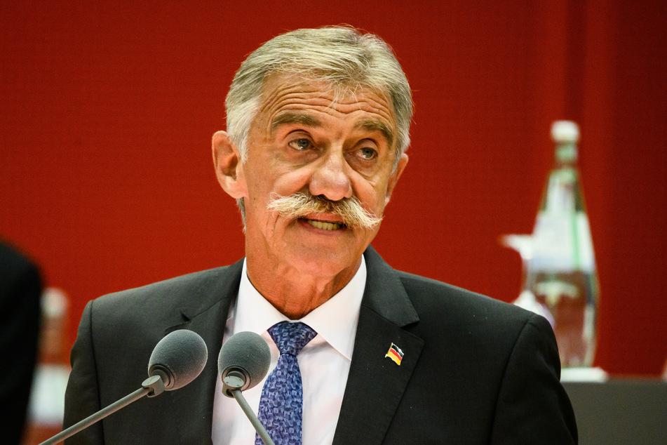 Uwe Junge ist AfD-Abgeordneter in Rheinland-Pfalz.