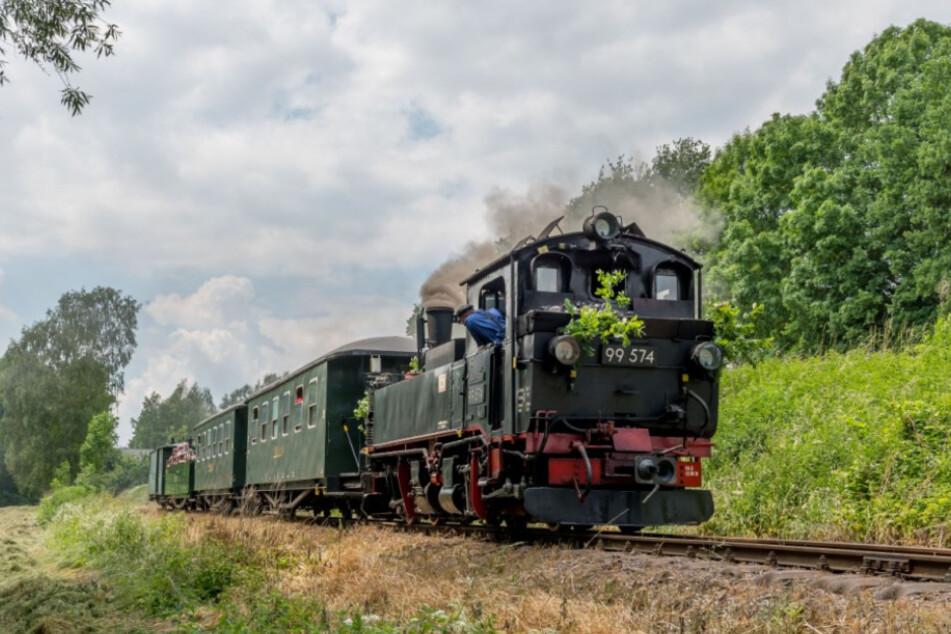 Die Döllnitzbahn.