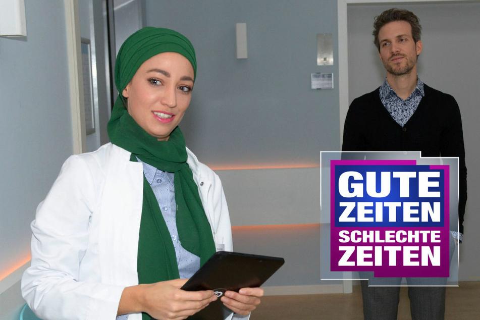 """GZSZ: GZSZ: Dicke Luft bei Nazan und Felix: """"Was war das, Triebstau?"""""""