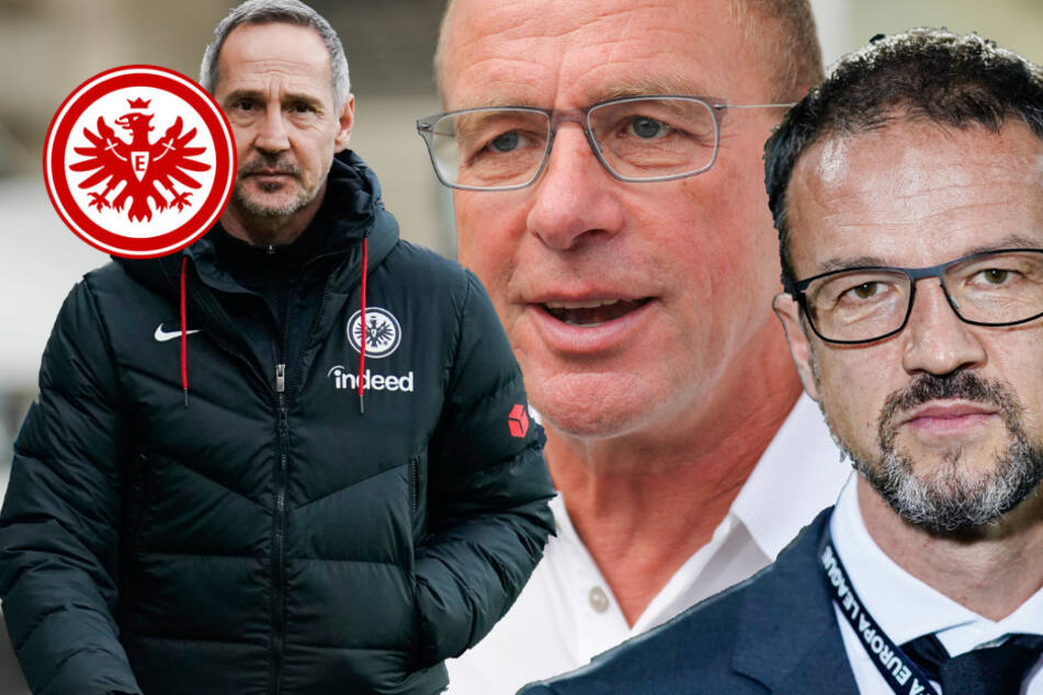 Eintracht verliert Hütter und Bobic: Macht Rangnick jetzt alles noch besser?