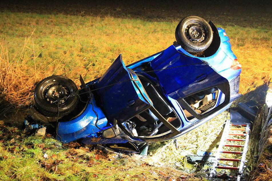 20-Jähriger stirbt bei Autounfall in Silvesternacht