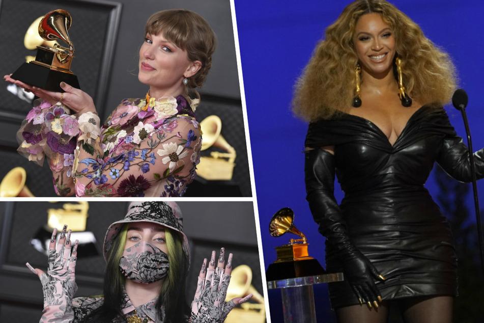 Grammy-Awards 2021: Beyoncé stellt Rekord auf, Erotik-Auftritt sorgt für Furore