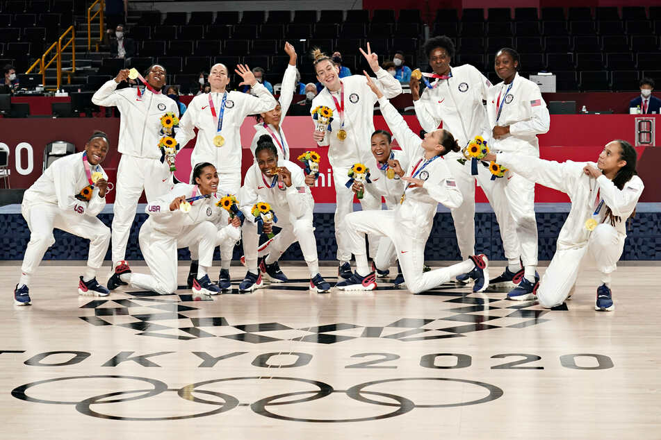 Olympics: US beat Japan in women's basketball to win seventh straight gold medal