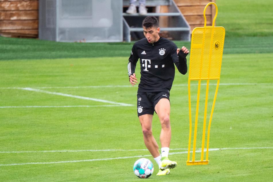 Marc Roca (24) wird für mehrere Wochen beim FC Bayern fehlen.