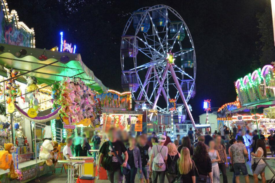 """Das Bürgerfest """"Herzschlag"""" war im Vorjahr als Ersatz für das zuvor abgesagte Chemnitzer Stadtfest ins Leben gerufen worden."""