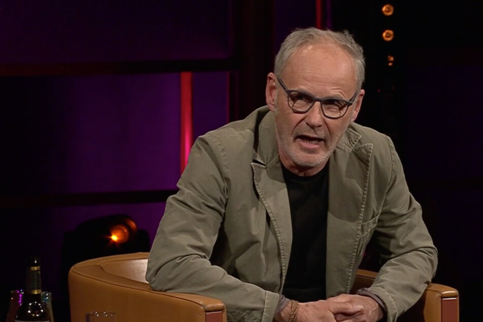 """Reinhold Beckmann (65) war am Freitag zu Gast im MDR-""""Riverboat""""."""