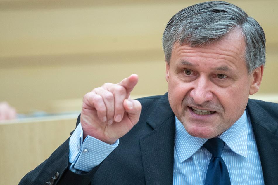 FDP-Mann Hans-Ulrich Rülke.