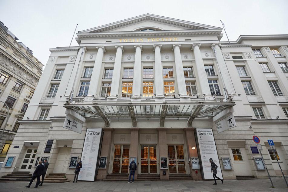 Das Thalia Theater in Hamburg darf unter strengen Auflagen öffnen.