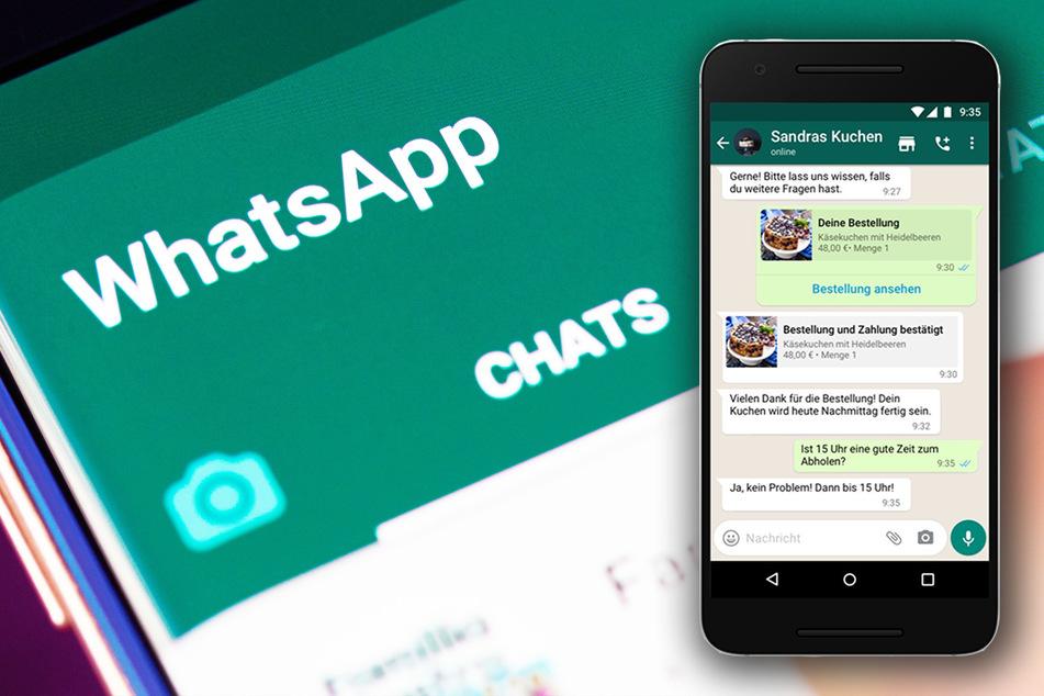 WhatsApp will revolutionieren, wie wir im Netz einkaufen