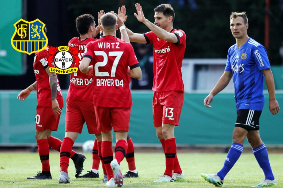 1. FC Saarbrücken gegen Bayer 04 Leverkusen im Pokal-Halbfinale chancenlos!