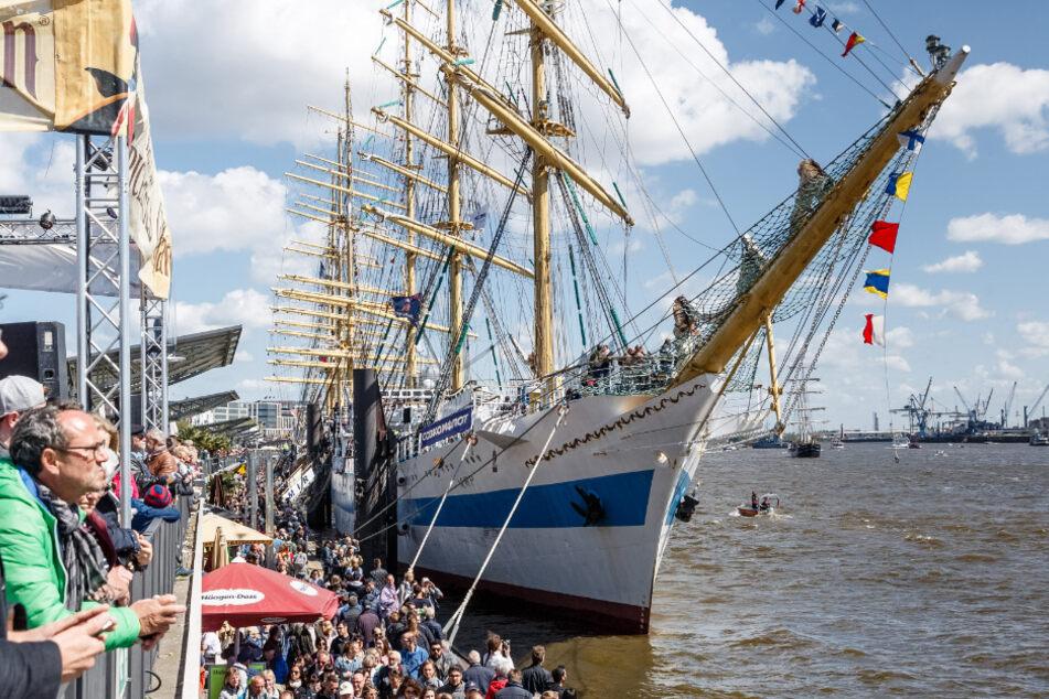 Auch 2021 wird kein Hafengeburtstag in Hamburg stattfinden.