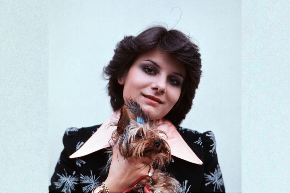 Sängerin Marianne Rosenberg 1975 - da war sie 20 Jahre alt.
