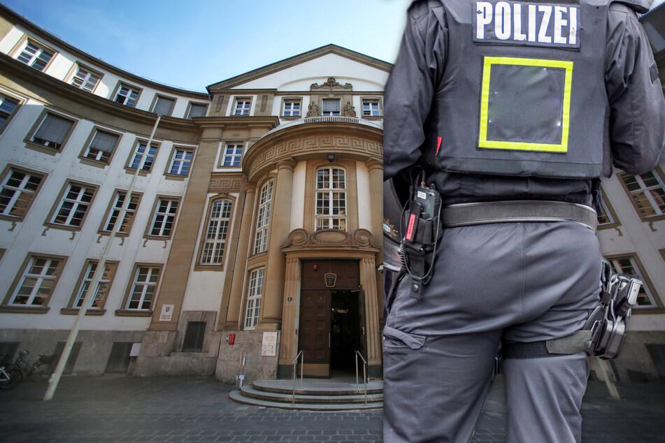 Hortete Hauptkommissar illegal zahlreiche Waffen und Sprengstoff?