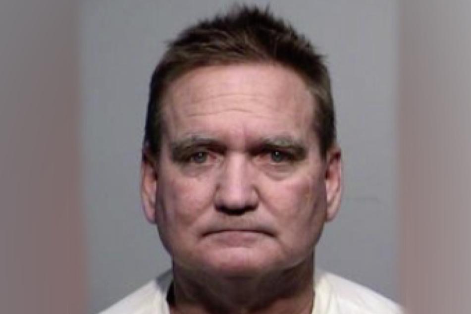 Donald Scott (64) gestand, seine Frau getötet zu haben.