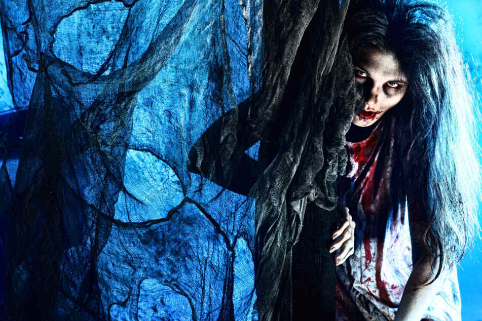 In der Halloween-Nacht erwachen die Geister und Ungeheuer angeblich zum Leben (Symbolbild).