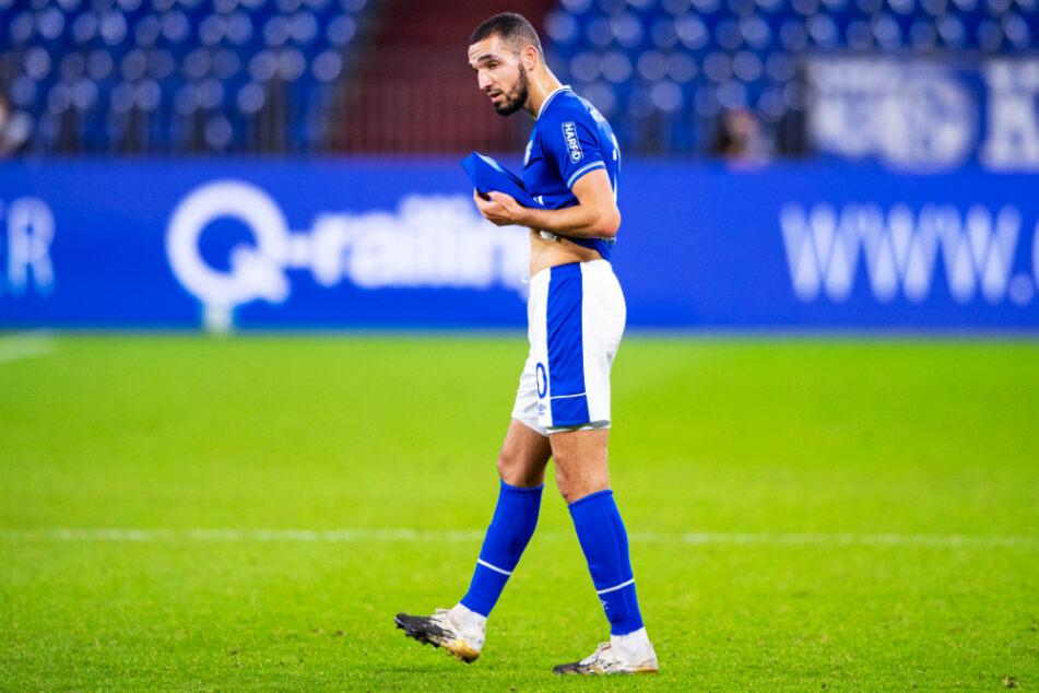 Nabil Bentaleb (26) wurde zum sechsten Mal vom FC Schalke 04 suspendiert.