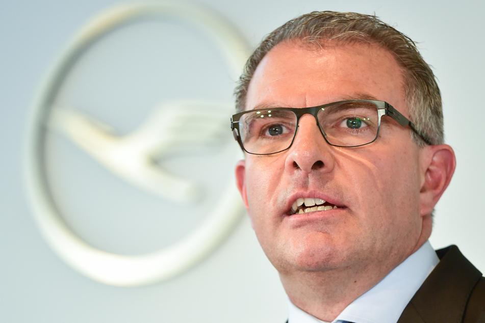 Carsten Spohr, Vorstandsvorsitzender der Deutschen Lufthansa AG.