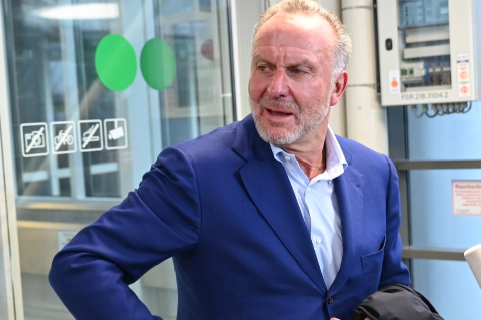 Karl-Heinz Rummenigge (65) vom FC Bayern München hat die Unterstützung der Spitzenklubs für die Nationalmannschaft zugesichert.