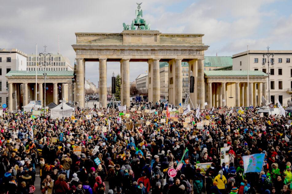 Fridays for Future ruft in Berlin wieder zu Klimastreik auf!