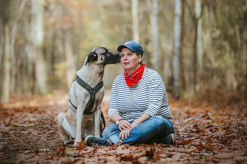 Es geht auch ohne Gewalt, sagt die Leipziger Hundetrainerin Claudia Lutz (46).