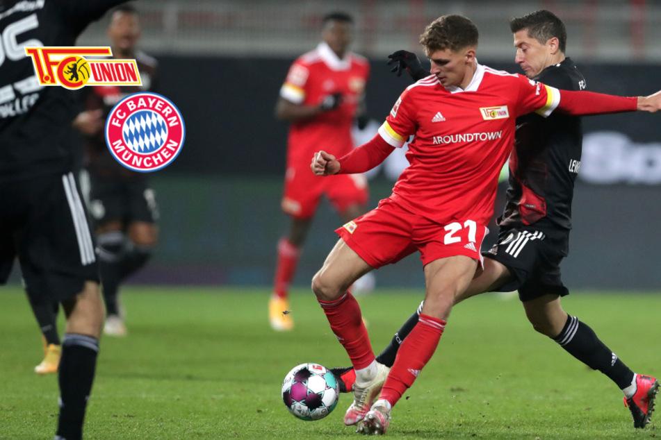 FC Bayern lässt Punkte liegen! Union Berlin schafft beinahe die Sensation