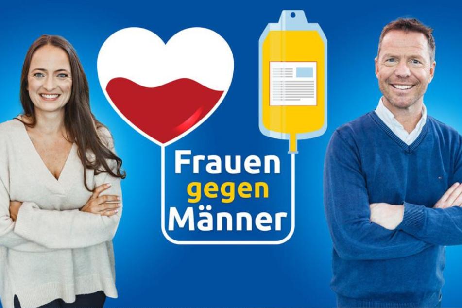 Kristin und André Hardt: Zwei Moderatoren, eine gute Sache.