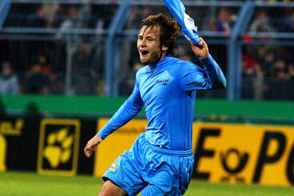 Der gebürtige Chemnitzer Benjamin Förster (30) absolvierte für die erste Mannschaft des CFC 132 Spiele, in denen er 45 Tore erzielte und zwölf Treffer direkt vorbereitete.