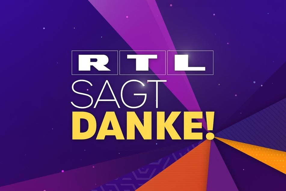 """""""RTL sagt Danke"""" ist eine Open-Air-Show, die Heldinnen und Helden des Corona-Alltags würdigen soll."""