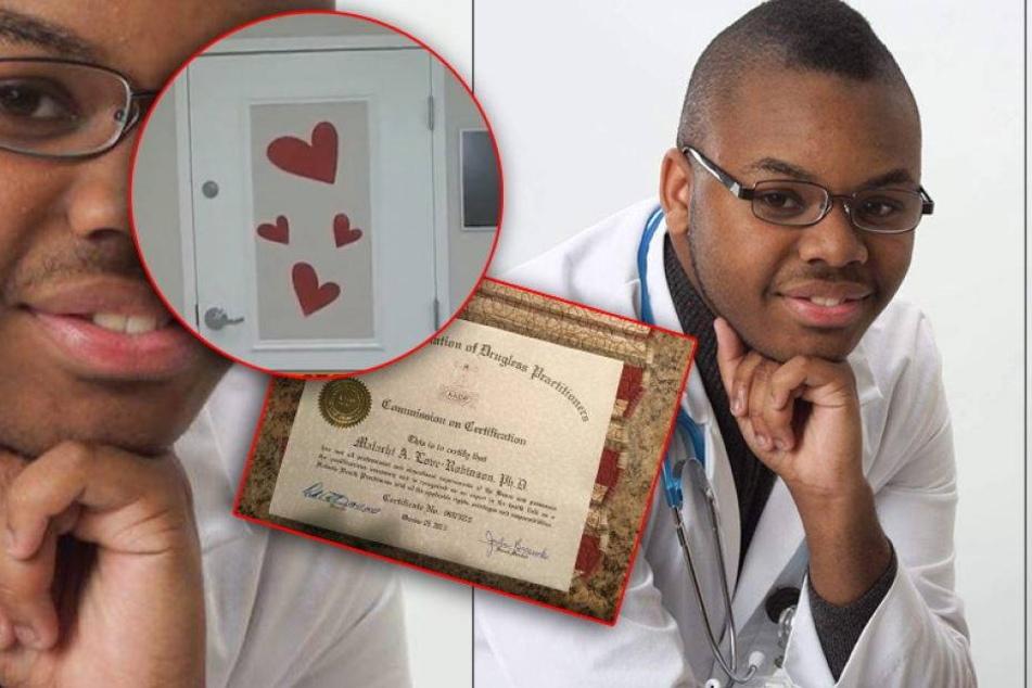Dieser 18-Jährige gab sich als Gynäkologe aus - mit eigener Praxis
