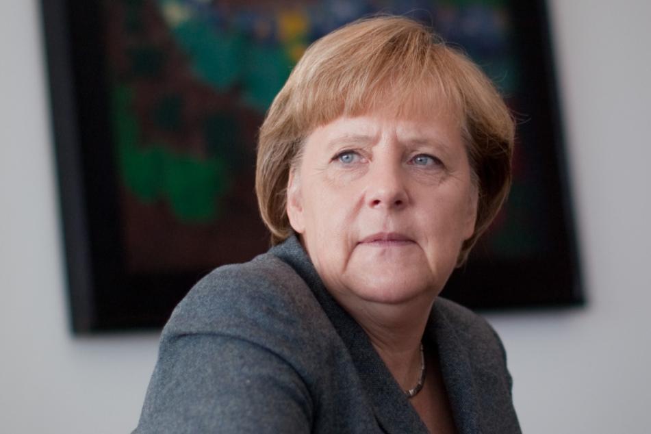 Bundeskanzlerin Angela Merkel.