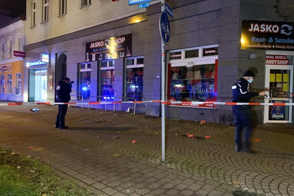 Die Ermittlungen zu der Attacke dauern noch an.