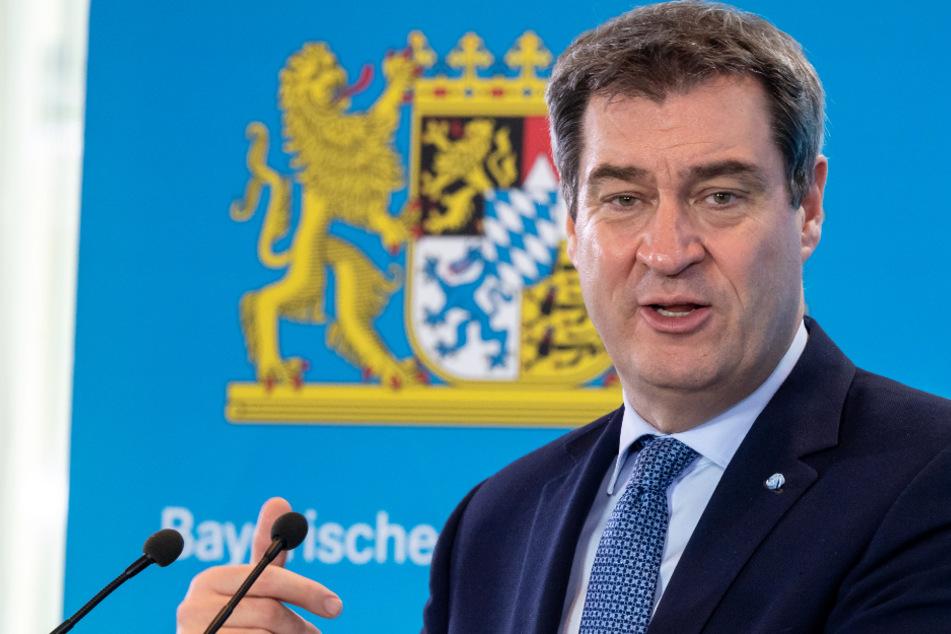 Kampf gegen Coronavirus: 60 Milliarden Euro für Bayern-Schirm beschlossen!