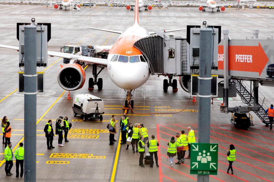 BER hat eröffnet: Heute checken erste Passagiere ein!