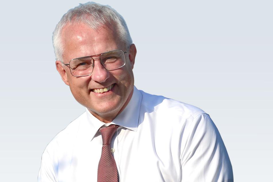 BDE-Präsident Peter Kurth.