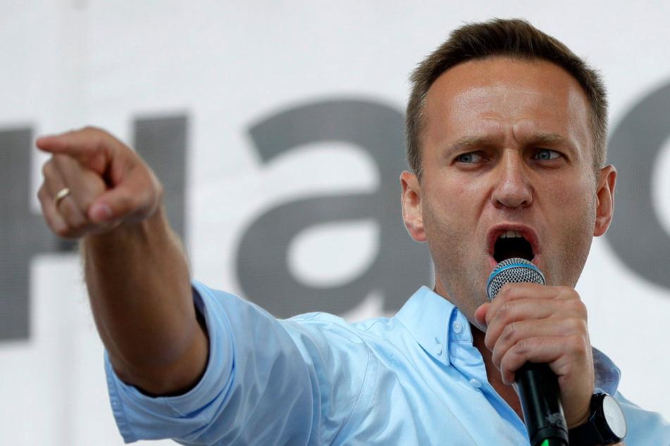 """Arzt von russischem Regierungskritiker Nawalny ist """"plötzlich verstorben"""""""