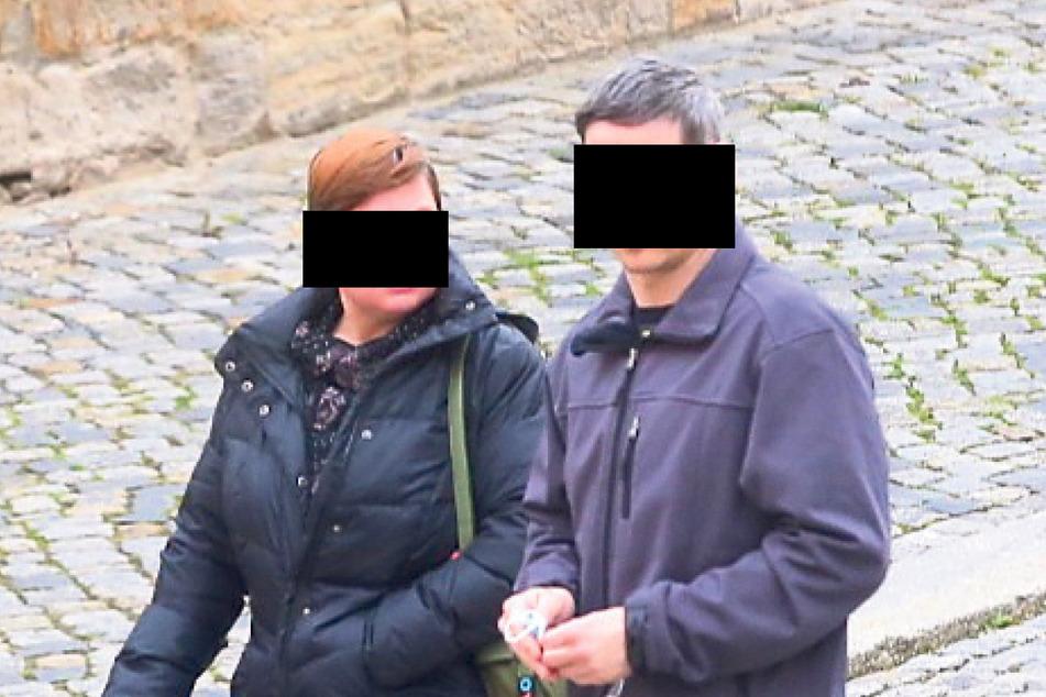 Der Polstermeister Enrico H. (43) und seine Freundin Nadine J. (34) verkauften geklaute Arbeitsmittel bei eBay.