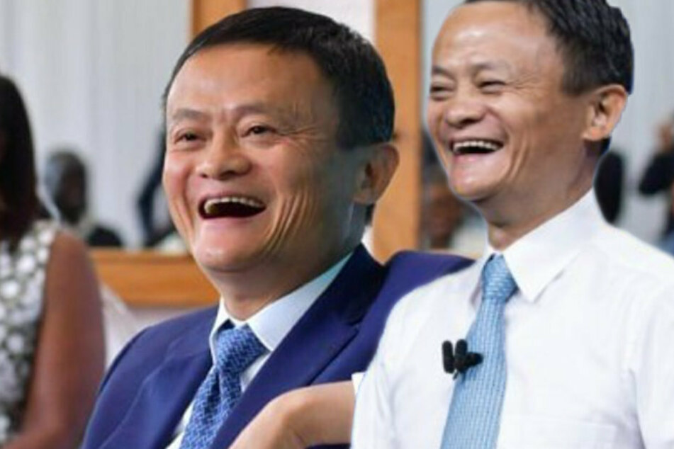 Jack Ma (56) likes to present himself in public, but since his critical speech in October 2020, there has been no trace of the Chinese business magnate (collage).