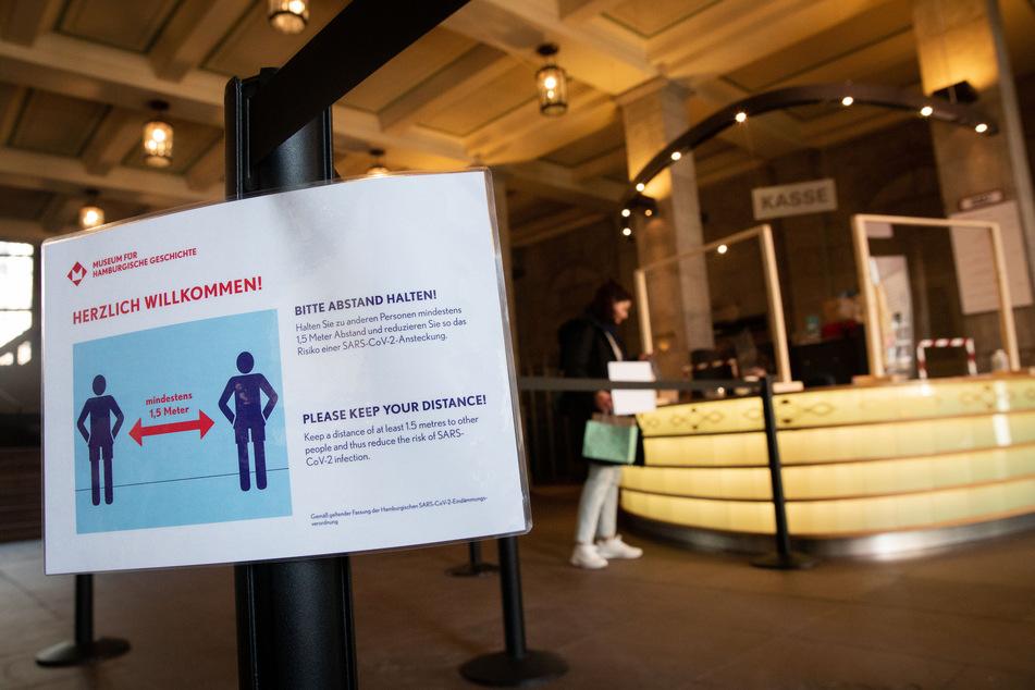 Die im Rahmen der Corona-Lockerungen vom Hamburger Senat beschlossene Öffnung der städtischen Museen und Ausstellungshäuser soll einheitlich am kommenden Dienstag erfolgen. (Archivbild)