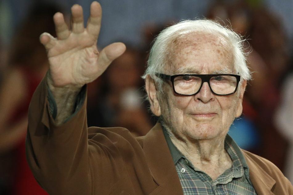 Der französische Designer Pierre Cardin ist im Alter von 98 Jahren gestorben.