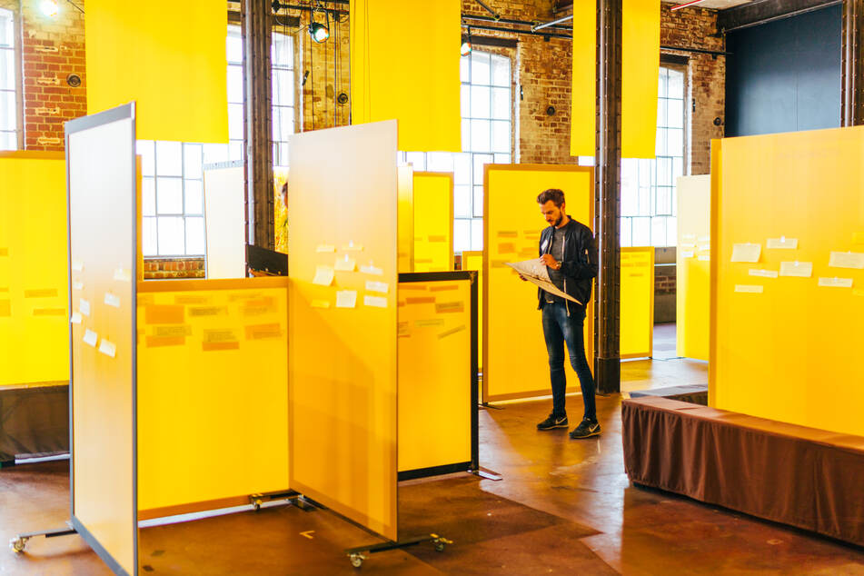 Bei dieser krassen Aktion in Leipzig sollten Kunstinteressierte unbedingt mitmachen