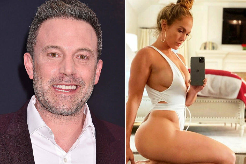 Working out or making out? Jennifer Lopez and Ben Affleck spotted together again