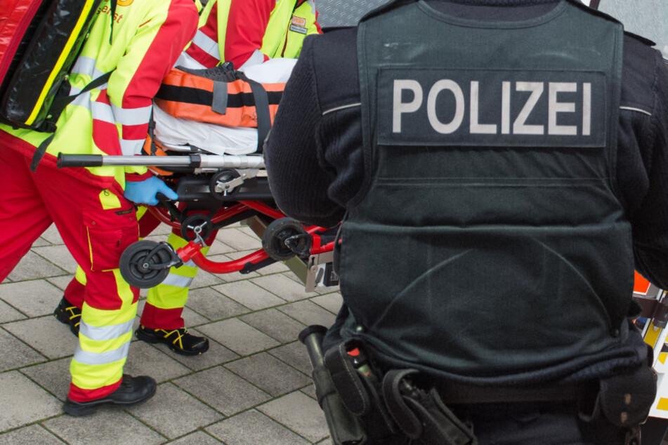 Ein 33 Jahre alter Mann wurde durch Messerstiche schwer verletzt (Symbolbild).