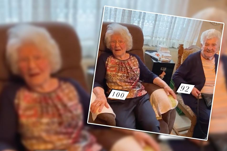 100-Jährige erklärt auf Instagram Geheimnis ihres Alters